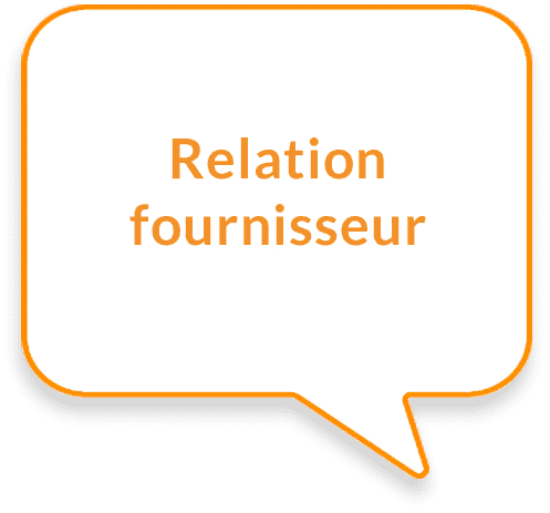 relation fournisseur formation achats