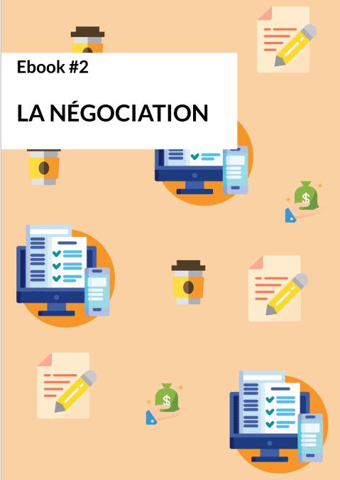 couverture du livre blanc sur la négociation