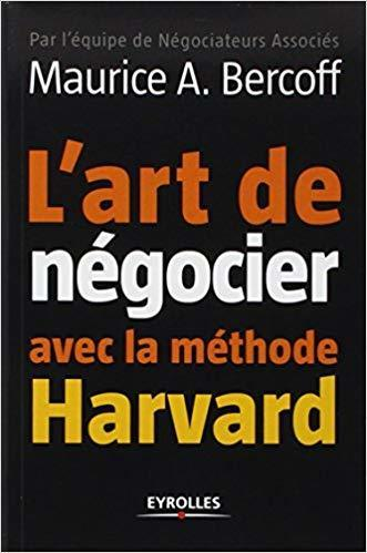 l'art de négocier maurice a.bercoff formation achats negociation